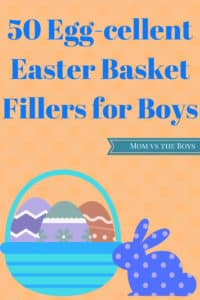 50 Egg-cellent Non-Candy Easter Basket Fillers for Boys