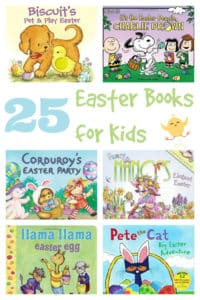 25 Easter Books for Kids