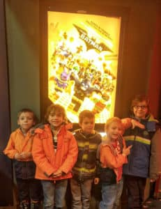 The LEGO Batman Movie is now out on DVD