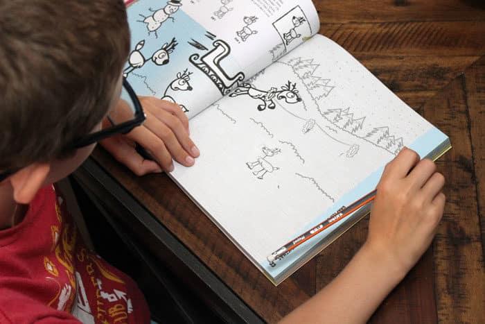 activity books for boys