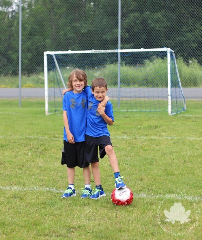 Benefit of sports for a kid with anxiety