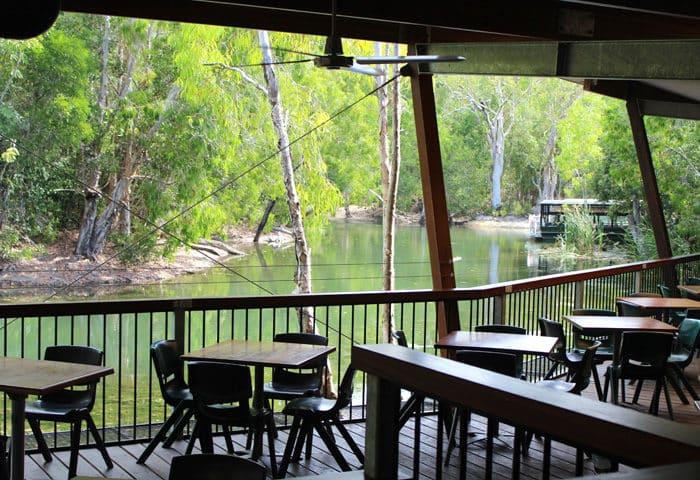 Lily's Restaurant Hartley's Crocodile Adventure