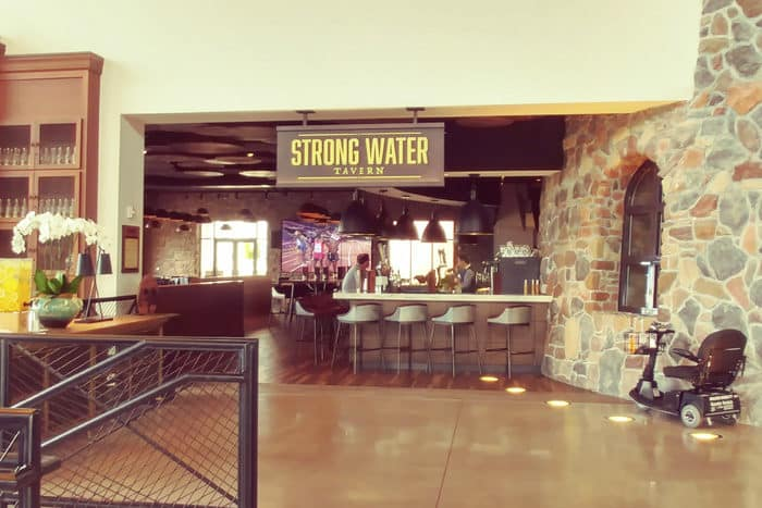 Strongwater Loews Sapphire Falls