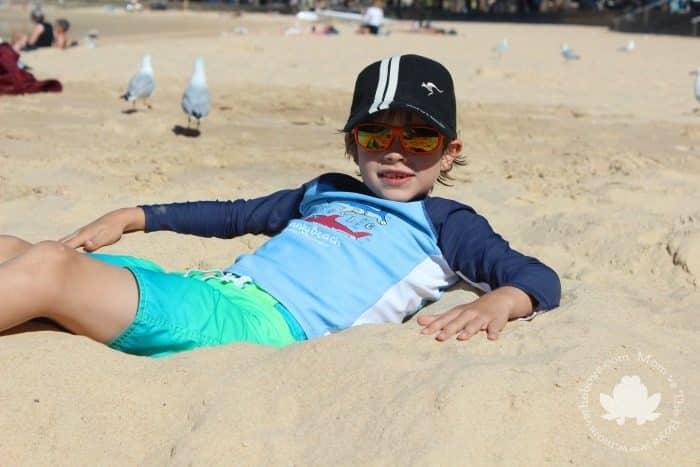 Sydney with Kids - Beaches