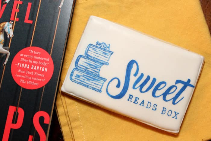 sweet reads box - a canadian subscription box for book lovers