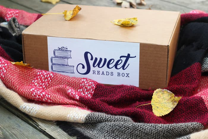 Sweet Reads Box - Canadian supscription box for book lovers