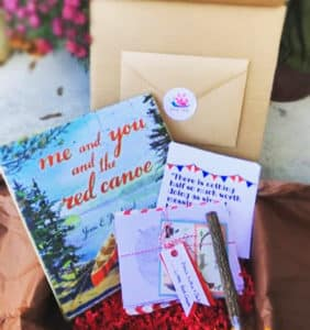 Little Red Canoe Subscription Box for Kids!