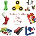 Stocking Stuffer Ideas for Boys