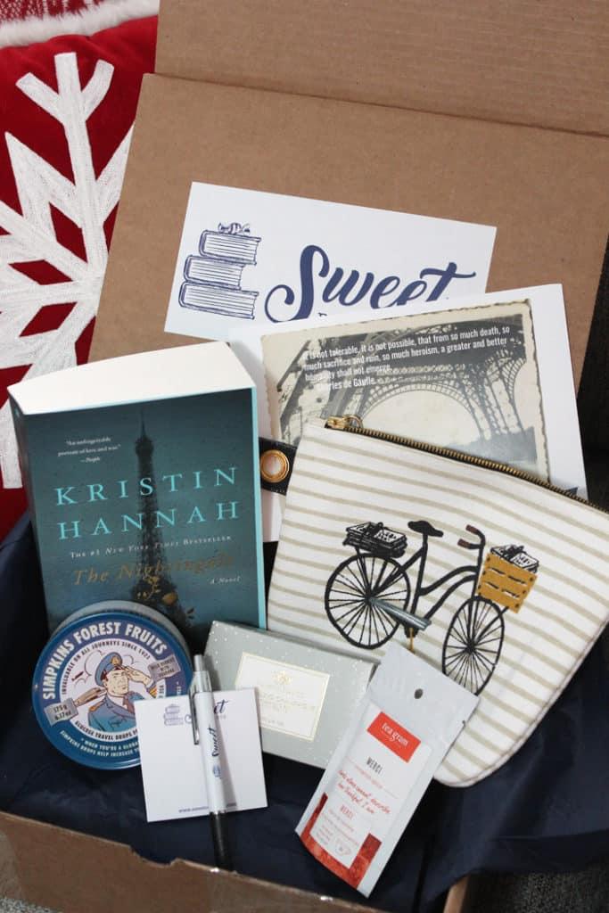 sweet reads box november