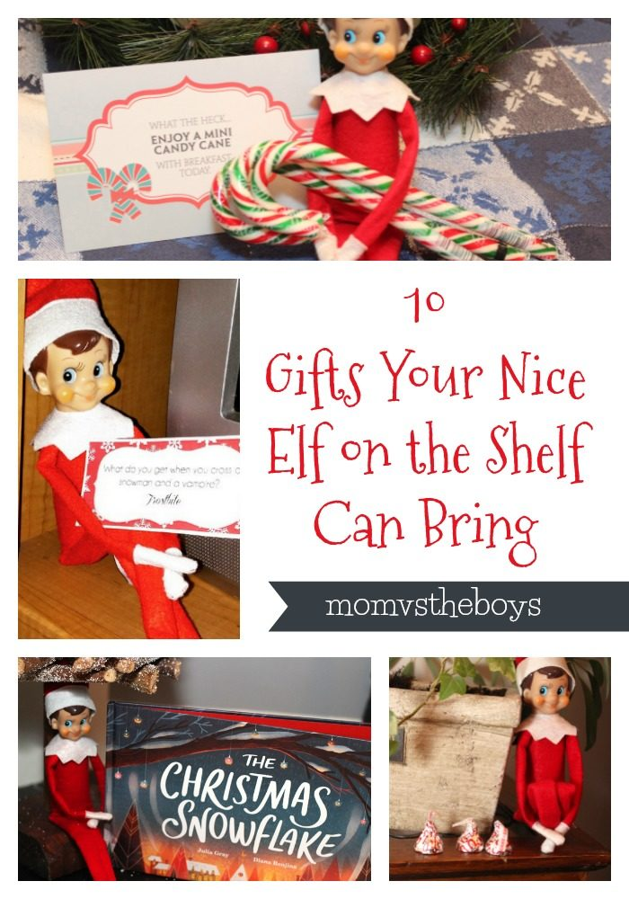10 gifts your nice elf on the shelf can bring