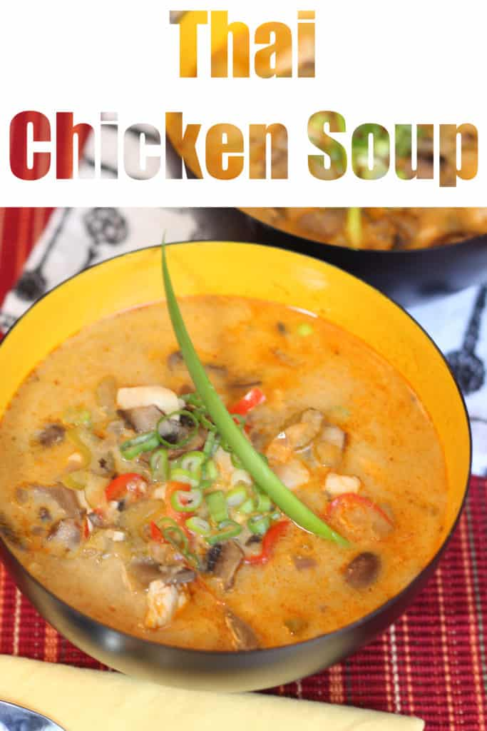 Thai Chicken Soup Recipe