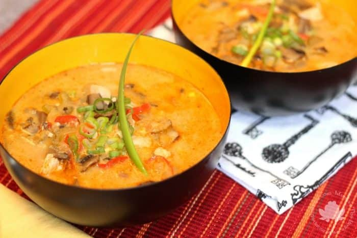 spicy soup recipe