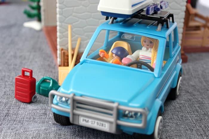 playmobil winter sports suv