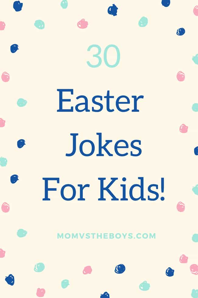 Little Kid Easter Jokes