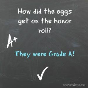 Egg Jokes for Kids