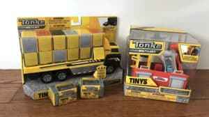 Big Fun With Tonka Tinys