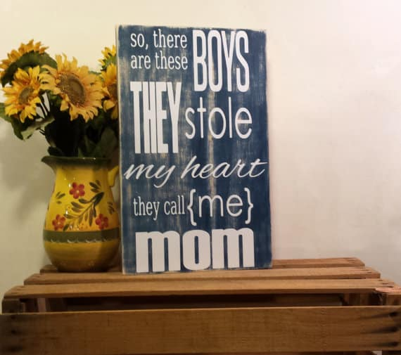 gift ideas for moms with boys