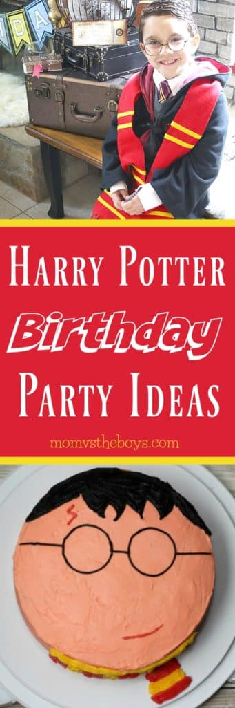 Harry Potter Birthday Party Ideas To Make Your Little Wizards Day Magical!