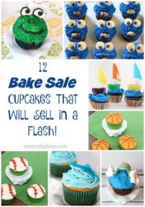 12 Easy Bake Sale Cupcakes That Will Sell in a Flash!