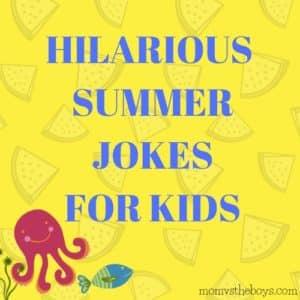 Hilarious Summer Jokes for Kids
