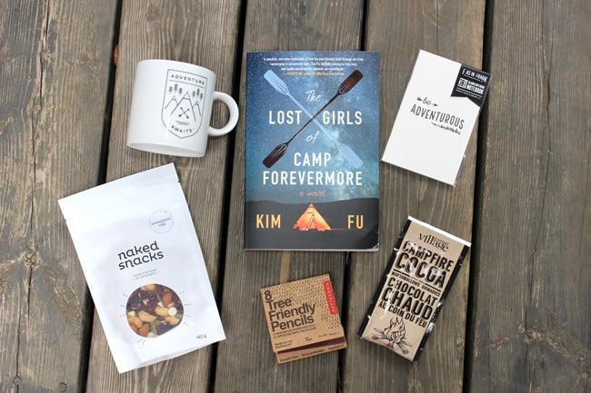 June Book Box Contents