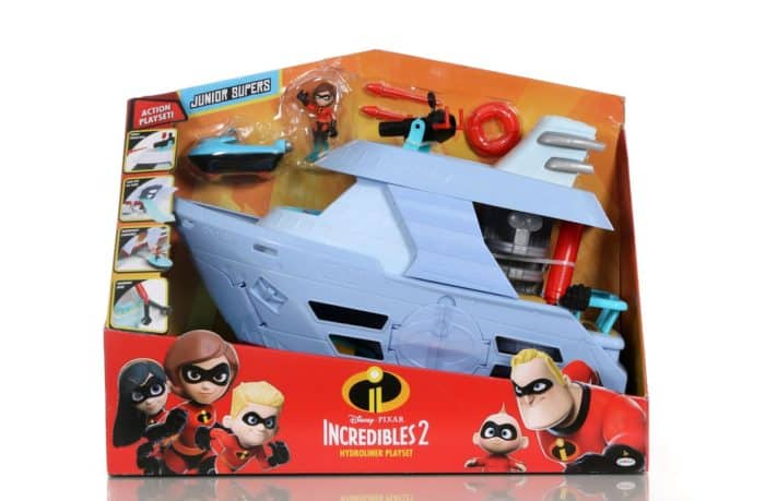 Incredibles movie toys