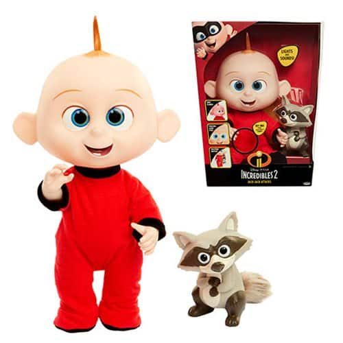 The Incredibles Popcorn treats and toys
