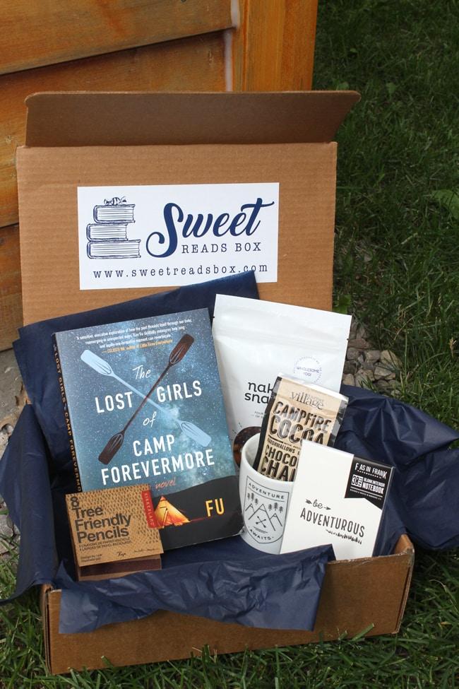 June Book Box - Sweet Reads Box