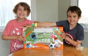 Bring the World Cup Excitement Home with HEXBUG Robotic Soccer