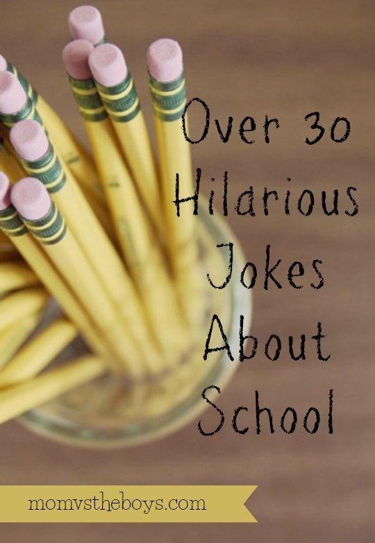 Hilarious School Jokes