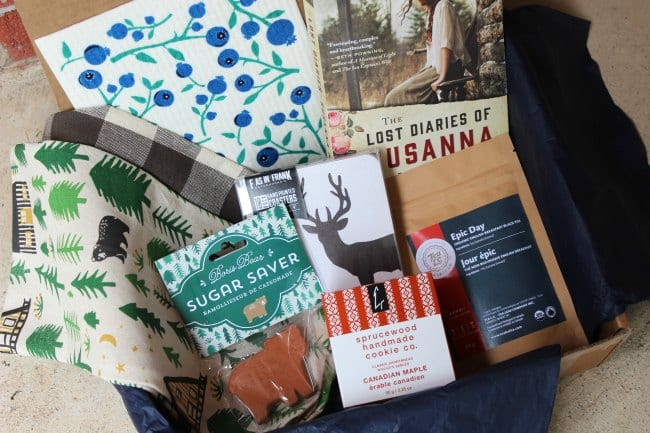 canadian book subscription box