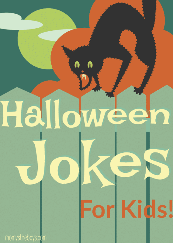 The Big List Of Halloween Jokes For Kids Mom Vs The Boys