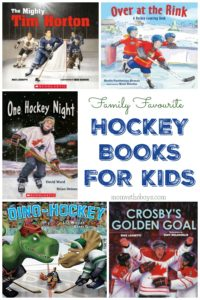 31 Hockey Books for Kids to Read This Winter