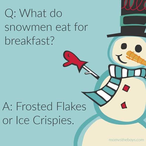 Funny Christmas Jokes for Kids - Mom vs