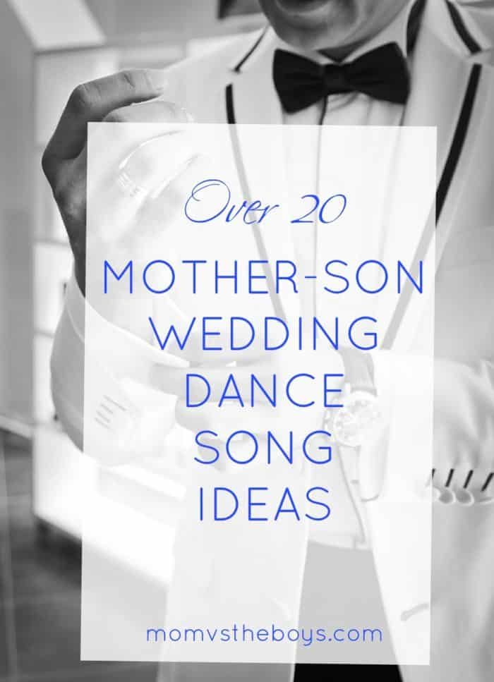 Mother And Son Wedding Dance Songs.The Best Mother Son Dance Songs For Weddings Mom Vs The Boys