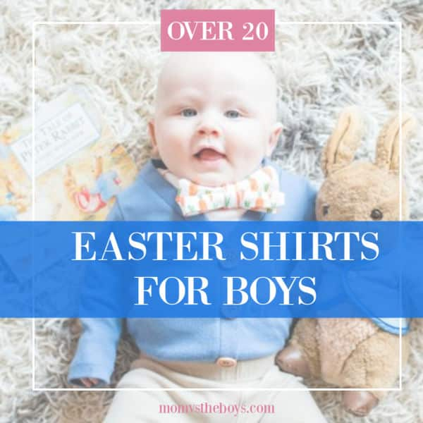 easter shirts for boys