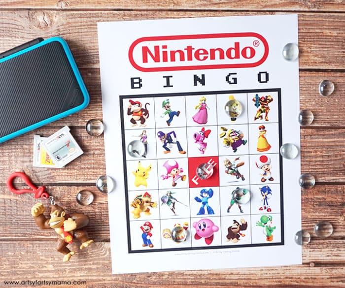 Video Game Birthday Party Ideas Mom Vs The Boys