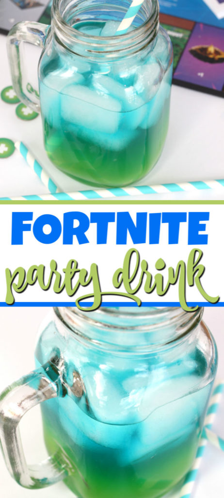fortnite party drink