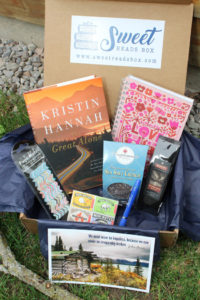 sweet reads summer subscription box