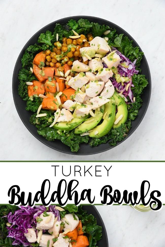 Turkey buddha bowls