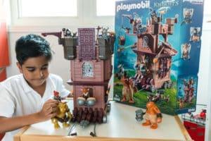 playmobil dwarf kingdom