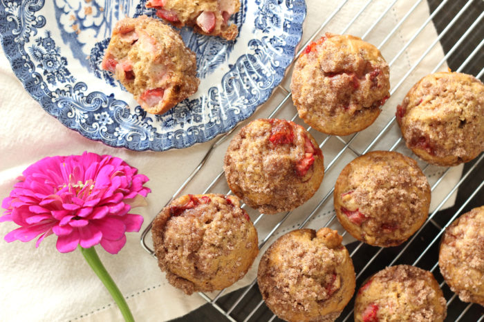 streusel muffins