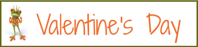valentines day title