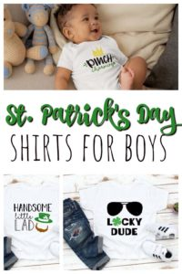 St. Patrick's Day Shirts for Boys