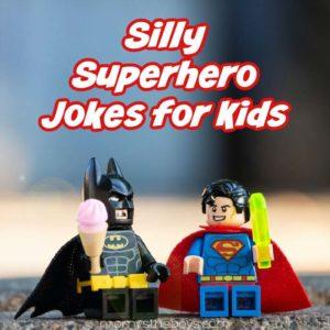 Silly Superhero Jokes for Kids