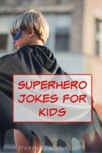 superhero jokes for kids